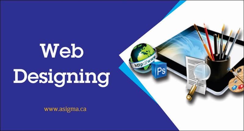 ASigma - Best web design company Mississauga
